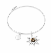 Sunburst Bangle