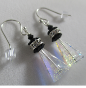 Swarovski Lighthouse Earrings