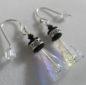 Swarovski Lighthouse Earrings - Click to enlarge