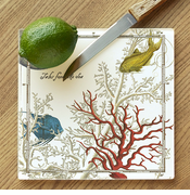 Tales From The Sea Glass Cutting Board