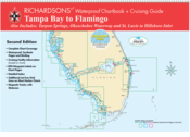 Tampa Bay to Flamingo Waterproof Chartbook, 2nd Edition