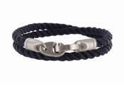 The Catch Double Wrap Rope Bracelet