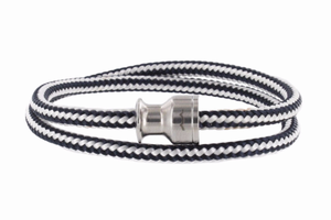 The Voyager Rope Bracelet - Click to enlarge