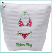 Toiletry Kits & Bikini Bags