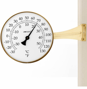 Vermont Large Dial Thermometer