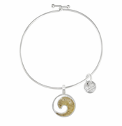 Wave Beach Bangle