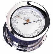 Atlantis Chrome Barometer