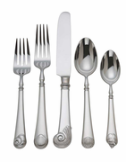 Williamsburg Gloucester Shell Flatware