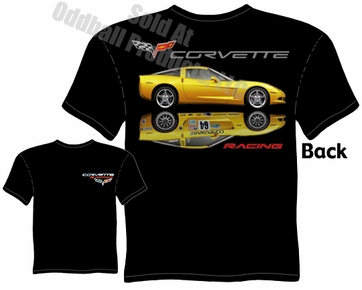 Corvette - C-6 Corvette Racing T-shirt