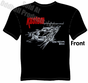 custom car t shirts