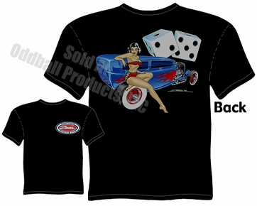 32 Hot Rod T Shirt Vintage 1932 Ford Sedan Tee
