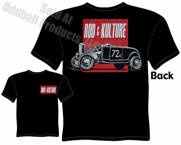 1932 Hot Rod T Shirt Bonneville 32 Ford Roadster Tee