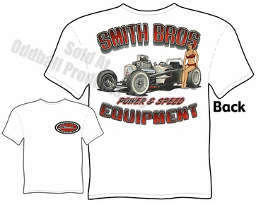 1927 Hotrod T Shirt 27 Ford Tee Vintage Drag Racing Clothing