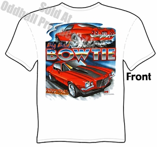 Muscle Cars - Chevy Bowtie 70 Camaro T-shirt