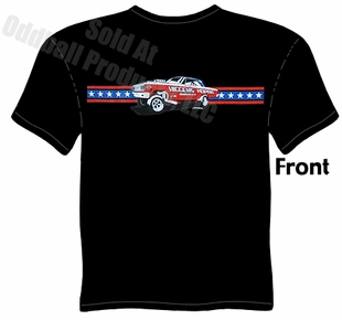Muscle Cars - Higgens Mopar Drag Racing T-shirt