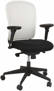 Adatti™ Task Chair White [7063WH]