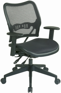 Space Seating Computer Chair Air Grid Mesh [13-77N9WA]