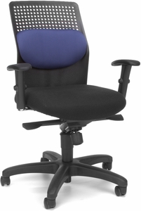 Airflo Executive Task Chair Knee Tilt with Mesh [650]