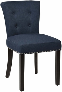 Ave Six Kendal Chair in Klein Azure [KND-K14]