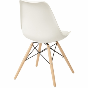 Avenue Six Allen Guest Chair in White [ALNWG-11]