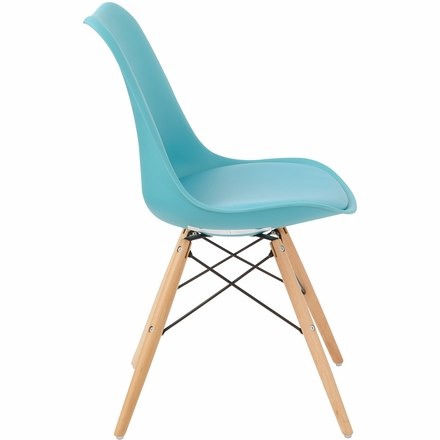 Avenue Six Allen Guest Chair in Teal [ALNWG-7]