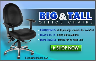 heavy duty big and tall office chairs – free shipping & lowest price