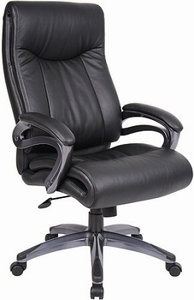Boss Dual Layer High Back Executive Chair [B8661]