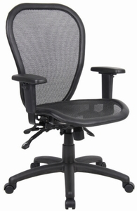 Boss Ergonomic Mesh Chair [B6018]
