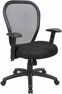 Boss Mesh Back Office Chair [B6608]