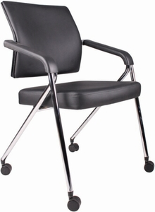 boss caressoft™ office folding chairs [b1800] free shipping!