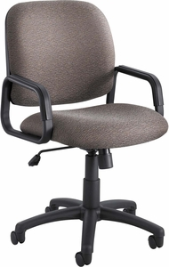 Cava® Urth™ Task Chair High Back Brown [7045BR]