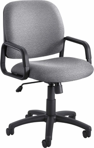 Cava® Urth™ Task Chair High Back Gray [7045GR]