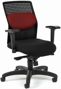 Ofm Contemporary Office Desk Chair 651 Free Shipping