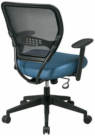 Space Seating Custom Color Mesh Back Chair [55-7N17]