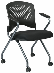 office star deluxe padded folding chair 84330|office chairs unlimited