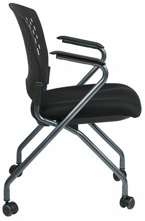 Pro Line II Deluxe Padded Folding Chair [84330-30]  sc 1 st  Office Chairs Unlimited & Office Star Deluxe Padded Folding Chair 84330|Office Chairs Unlimited