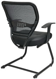 Space Seating Mesh Back Office Guest Chair [5705E]