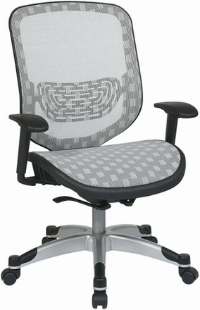 space seating duragrid full mesh office chair 829r11c628p