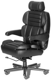 ERA Pacifica Big And Tall Executive Chair [OF PACI]