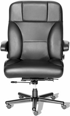 Stress Reducer Heavy Duty Office Chair OFSRPC - Heavy duty office chairs