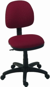 Ergocraft Workmate Armless Office Chair [SS-20551]