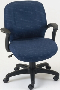 Ergocraft Zoey Mid Back Fabric Office Chair [E-46951]