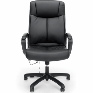 Essentials by OFM Massage High-Back Leather Executive Office Chair [ESS-6015M]