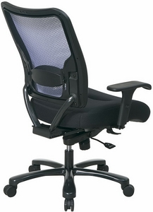 Space Seating Full Mesh Heavy Duty Office Chair [75-37A773]