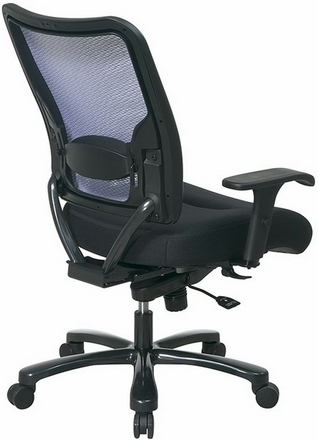 space seating full mesh heavy duty office chair 7537a773