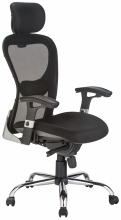 Harwick Deluxe Ergonomic Mesh Office Chair [3052]  sc 1 st  Office Chairs Unlimited & Harwick Deluxe Mesh Office Chair [3052] - Free Shipping!
