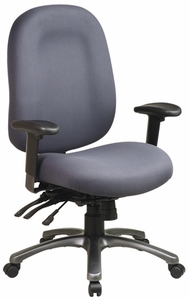 Pro Line II High Back Ergonomic Adjustable Office Chair [8511]