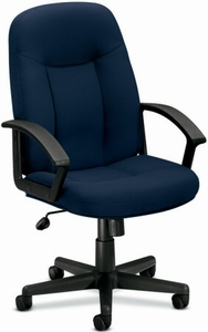cloth office chairs. High Back Fabric Upholstered Home Office Chair [VL601] Cloth Chairs