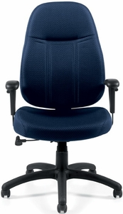 High Back Office Chair with Arms [OTG11652]