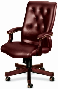 HON 6540 Series Traditional Office Chair [6541]  sc 1 st  Office Chairs Unlimited & HON 6500 Series Traditional Office Chair [6541] Free Shipping